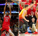 Pelicans And Rockets Take Game 3 Wins