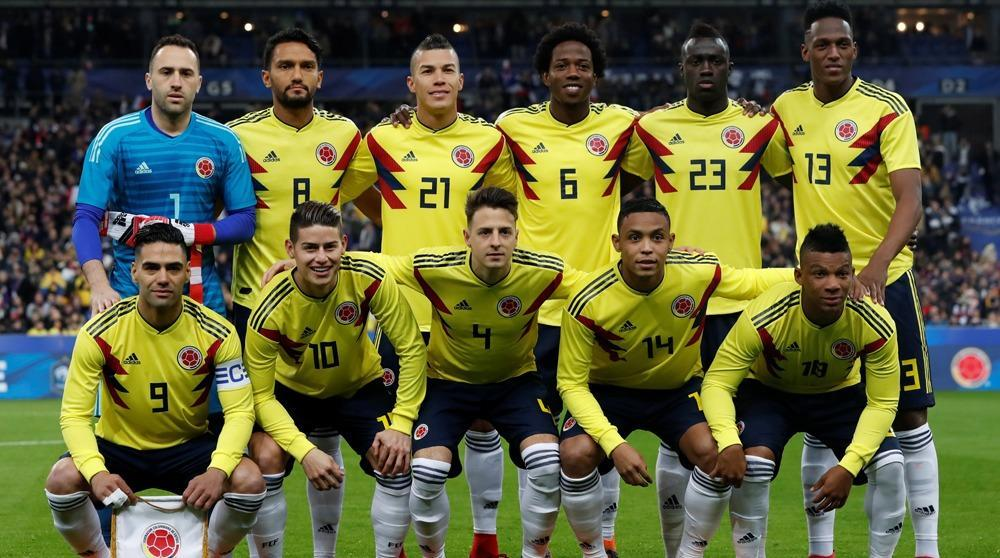 2018 FIFA World Cup- Colombia Profile