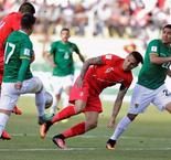 WC Qualification South America: Bolivia 2 - 0 Peru
