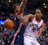 NBA : Toronto démarre bien contre Washington