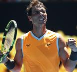 Nadal moves fourth for all-time wins at Australian Open