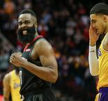 NBA - Houston terrasse les Lakers au bout du suspense