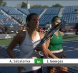Sabalenka into Connecticut Open final