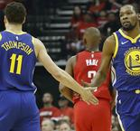 """Thompson: Warriors """"Desperately Need"""" Durant To Win A Championship"""