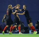 UEFA NATIONS LEAGUE:CROATIA 3 SPAIN 2