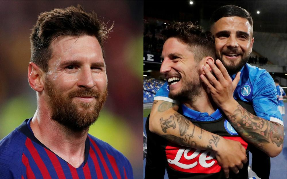 Barcelona To Face Napoli In First LaLiga-Serie A Cup | beIN SPORTS