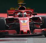 Vettel Not Giving Up Title Hopes