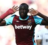 West Ham 1 Swansea City 0: Kouyate strike eases Hammers' relegation fears