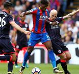 Mooy stars as Terriers hound Palace on EPL debut