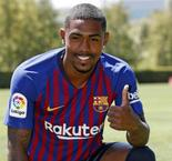Roma steps up Malcom banter on eve of Barca clash