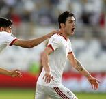 Azmoun double sees Iran through