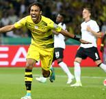 Audacious Aubameyang penalty seals DFB-Pokal crown in style