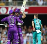 Sensational Short smashes BBL record to blow Heat away