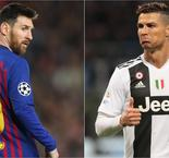 """Allegri: Ronaldo Will Be """"Fired Up"""" By Messi Reaching 600 Goals"""