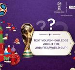 Test your knowledge with the beIN SPORTS 2018 FIFA World Cup Quiz!