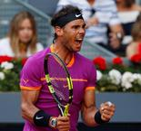 Rome : Nadal évite l'obstacle Sock