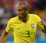 Argentina 0 Brazil 1: Miranda heads late winner after rivalry fails to ignite