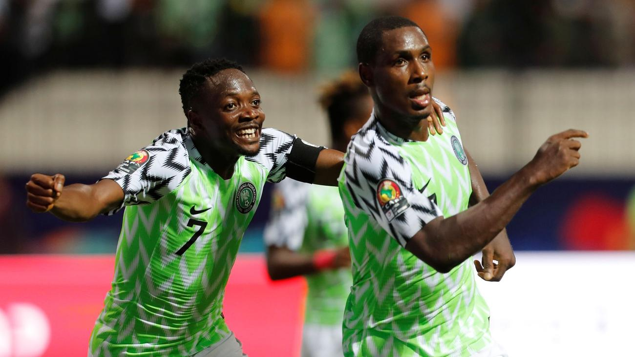 AFCON 2019 - Nigeria 3-2 Cameroon - Match Report