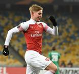 Vorskla 0 Arsenal 3: Gunners through as group winners after cruise in Kiev