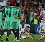 Euro 2016: Croatia 0 - 1 Portugal