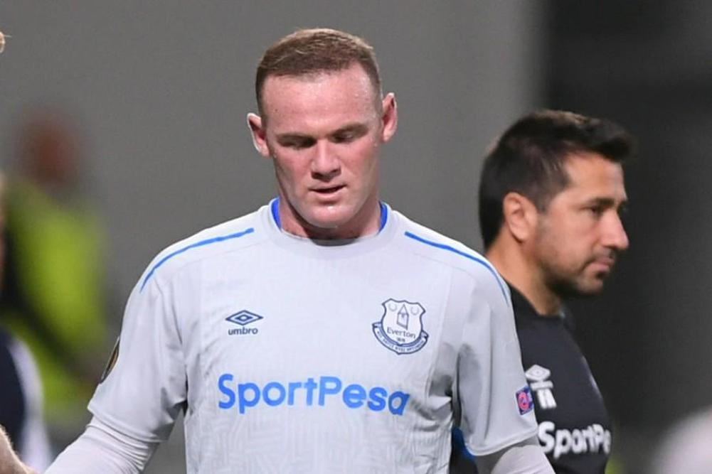 Premier League - Rooney