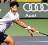 Indian Wells: Chung attend Federer ou Chardy
