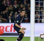 Di Maria at the double as PSG cruises
