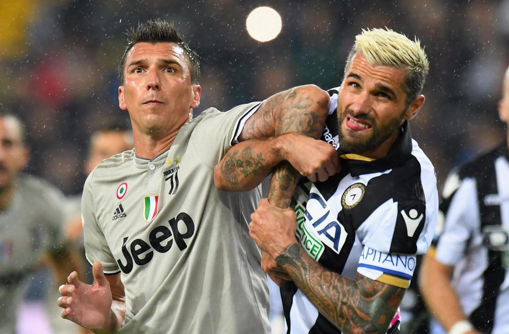 f11c854c616 Juventus Top Udinese For 10th Straight Serie A Win
