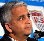 Looking Back at Sunil Gulati's 12-Year Term as USSF President