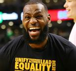 LeBron James Revels in New-Look Cavs after Win Over Celtics