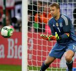 Neuer makes comeback in surprise Germany defeat