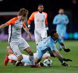 Manchester City's Unbeaten Run Ends Following Shakhtar Donetsk Defeat