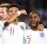 England 5-3 Kosovo: Sancho and Sterling star in Group A thriller