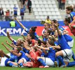 England, Italy through as Japan bounces back