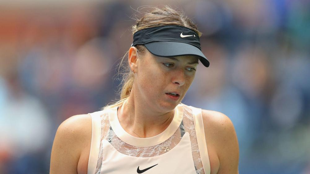 Sharapova sees off Kenin to book place in US Open 4th Round