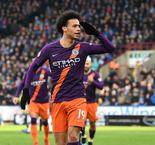 Huddersfield Town 0 Manchester City 3: Danilo, Sterling and Sane on target for ton-up City