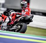 Lorenzo Flies, Marquez Sprints In QP Showdown