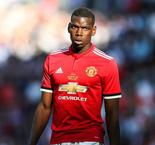 Man Utd: Pogba titulaire et capitaine contre Leicester