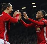 Double delights send United to semis