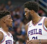 Struggles due to new offense with Butler – 76ers' Embiid