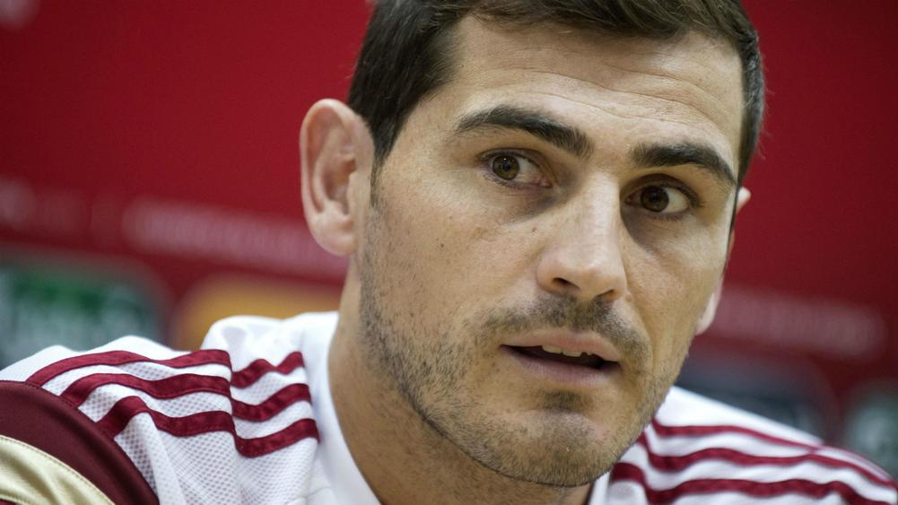 IkerCasillas - Cropped