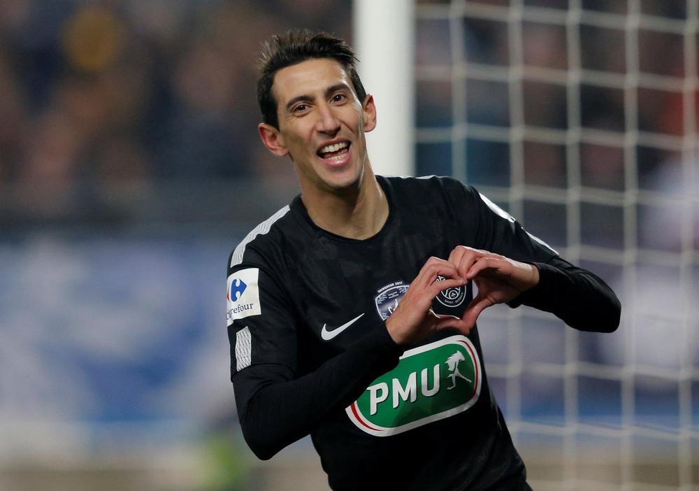 Angel Di Maria - PSG