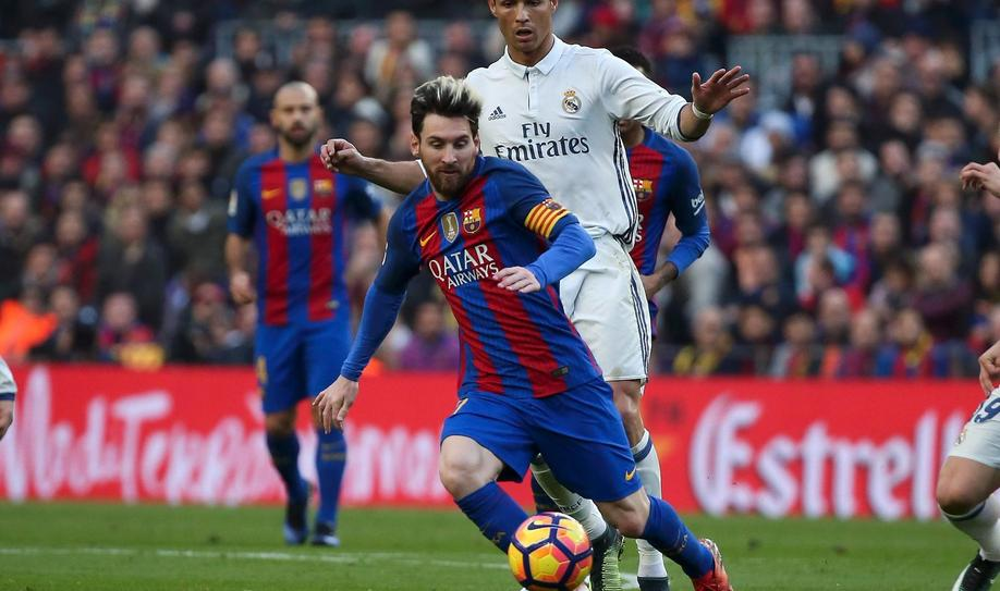 Ronaldo v Messi in Opta numbers