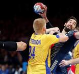 HANDBALL WC 2017: France 33-30 Sweden