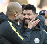 "Guardiola: ""No quiero vender a Agüero"""