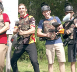 MotoAmerica Media Day: Paintball Party @ NJMP