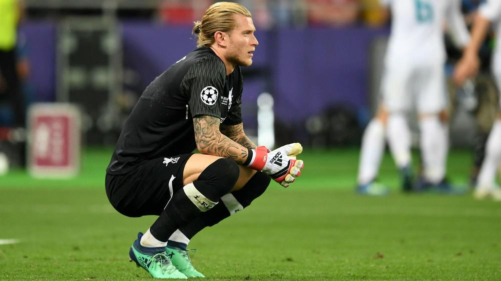 Loris Karius commits yet another howler in Besiktas' loss to Malmo
