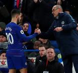 Hazard: My Style Is Better Suited To Sarri Than Mourinho
