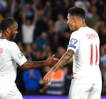Sancho dedicates first England goals to late grandmother