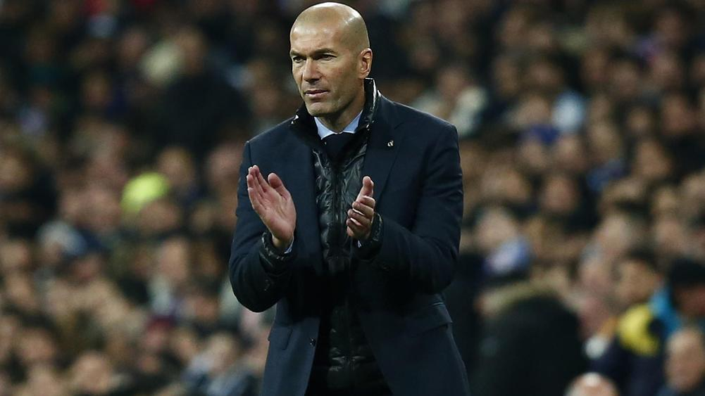 Zinedine Zidane Overjoyed with Real Madrid star's Rejuvenated Form